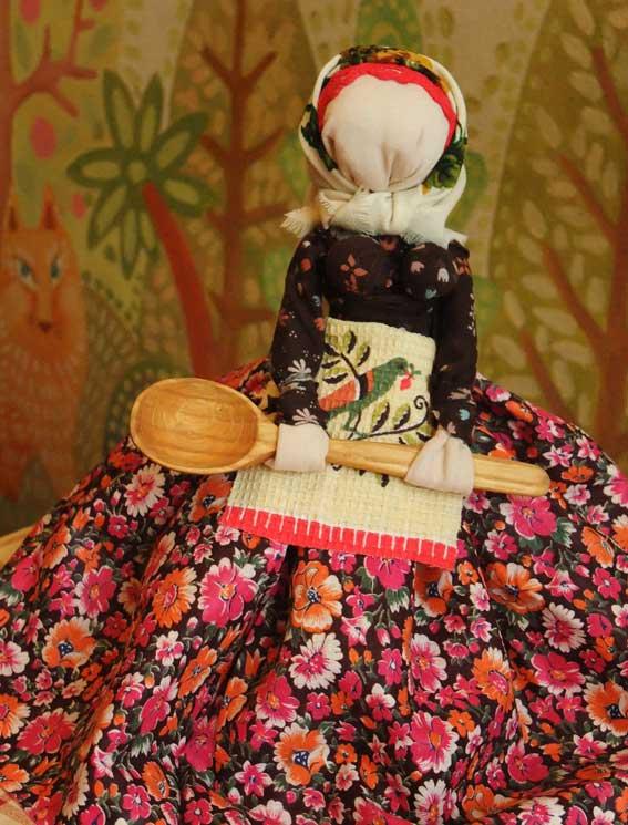 Куклы барыня своими руками мастер класс 184