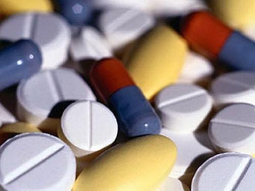 И вот лежит этот мешок лекарств..